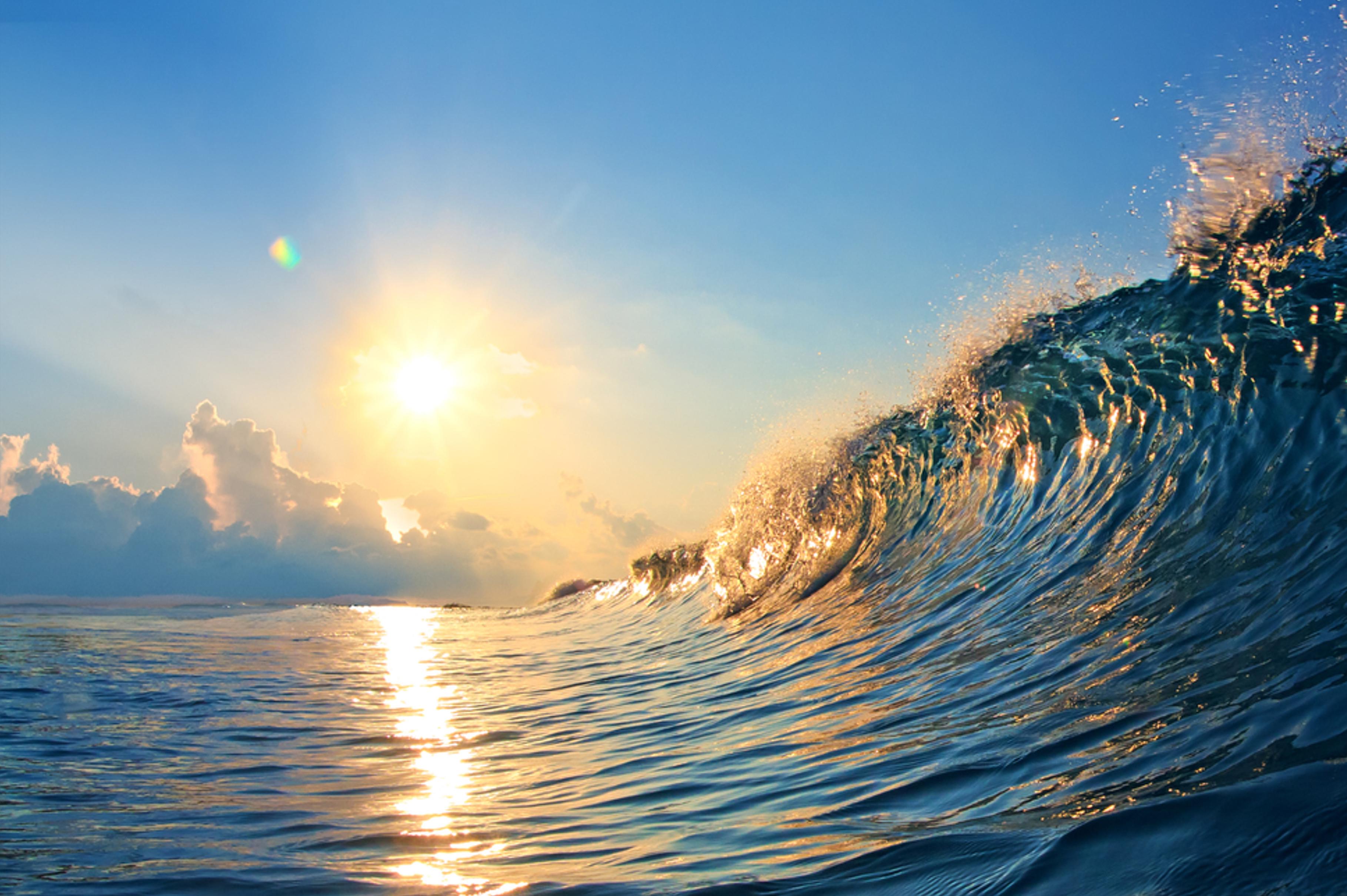 Tsunami Wellen